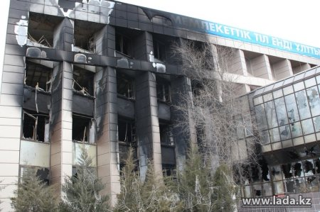 На реконструкцию разрушенных зданий в Жанаозен необходимо свыше двух миллиардов тенге