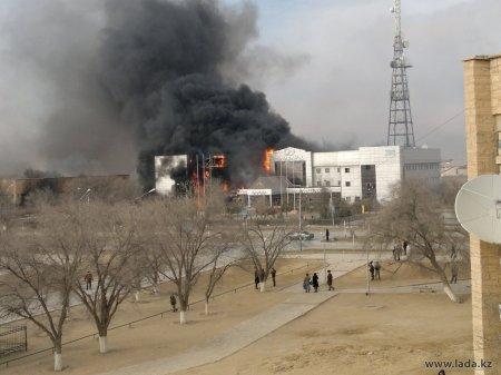 В ходе беспорядков производственные объекты «Озеньмунайгаз» не пострадали - пресс-служба РД «КМГ»