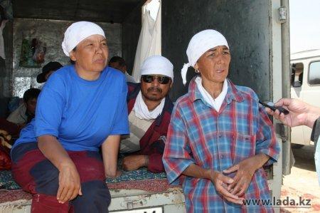 УВД города Жанаозен разыскивает подозреваемых в организации беспорядков