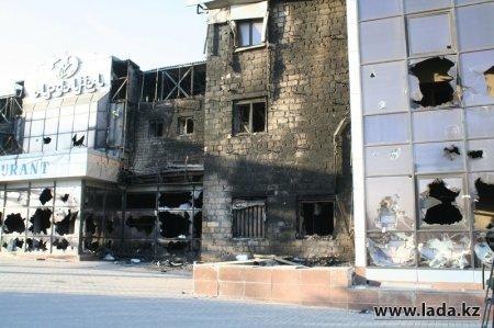 Американское ФБР может принять участие в расследовании событий в казахском Жанаозене