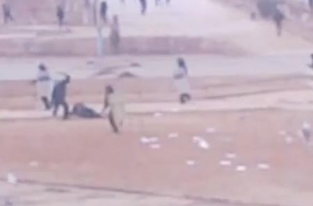 Стрельба полиции. Разгон забастовщиков в Жанаозене
