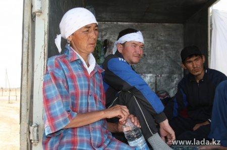 В следственный изолятор города Жанаозен доставлены еще два активных участника акций протеста