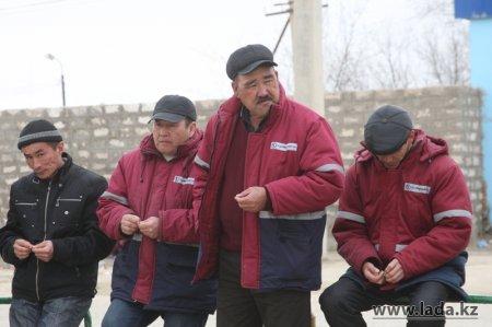 Глава «Самрук Казына» Умирзак Шукеев представил комплексный план по экономическому развитию города Жанаозен до 2020 года
