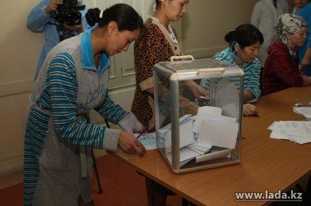 Городская избирательная комиссия: Жанаозен практически готов к выборам