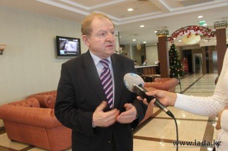 Депутат Сейма Польши Тадеуш Ивински: «Явка в Жанаозене на выборы могла бы быть значительно ниже... Я был приятно удивлен тем, что увидел»