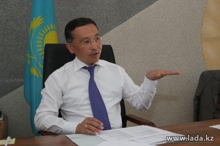 Аким Жанаозена Орак Сарбопеев удивлен заявлением Генеральной прокуратуры РК